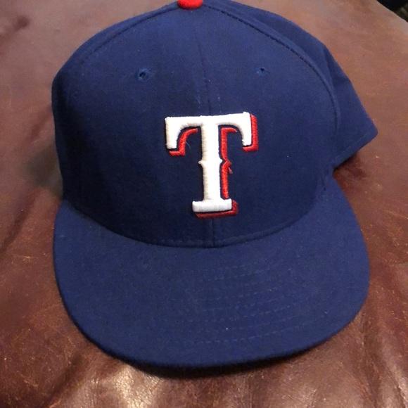 detailed pictures c5c28 04846 Texas Rangers Baseball Team MLB